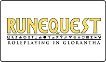 RuneQuest: Roleplaying in Glorantha Logo