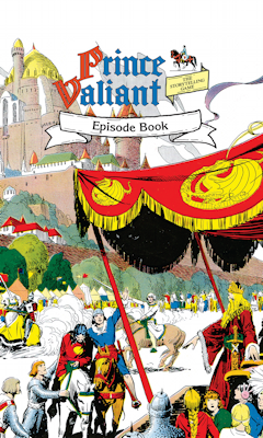 Prince Valiant Episode Book