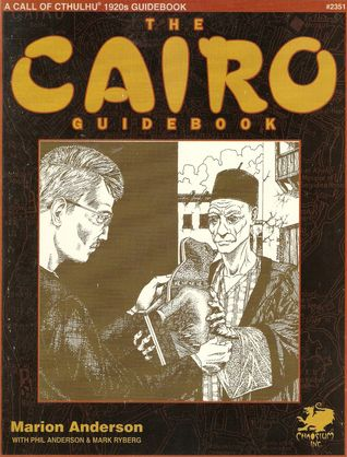 Cairo Guidebook by Marion Anderson