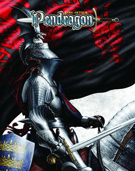 King Arthur Pendragon 5.2 Core Rules