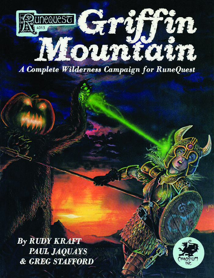 Griffin Mountain - Gloranthan Classics