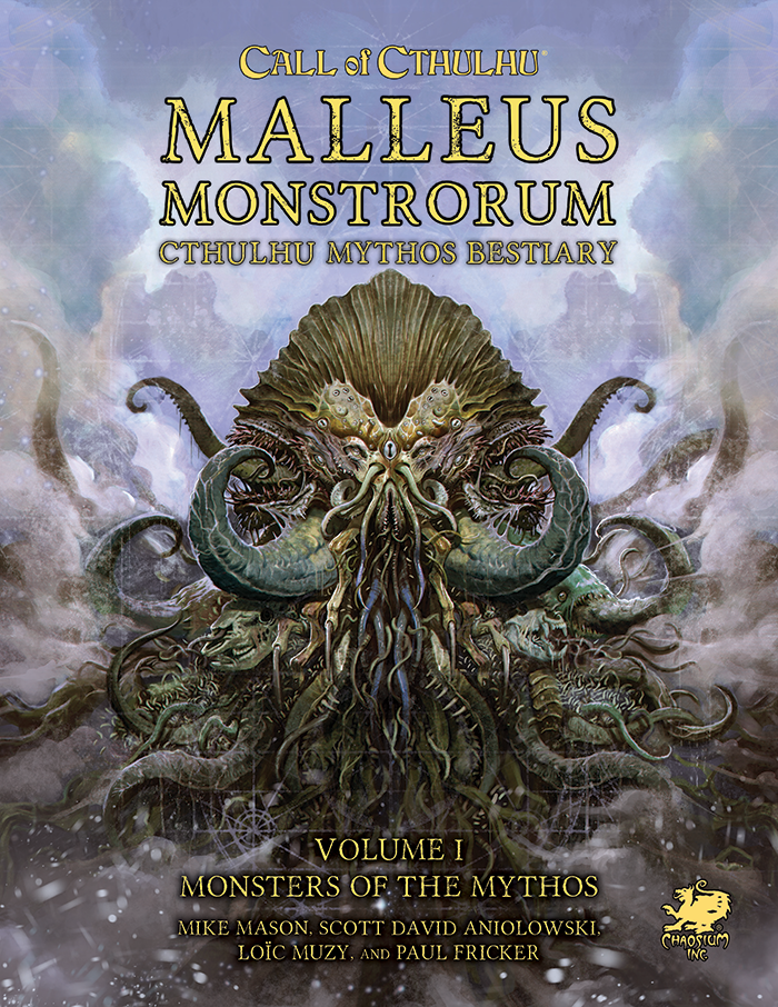 Malleus Monstrorum Cover