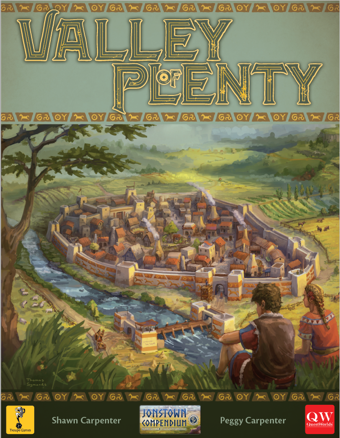 Valley of Plenty - Jonstown Compendium