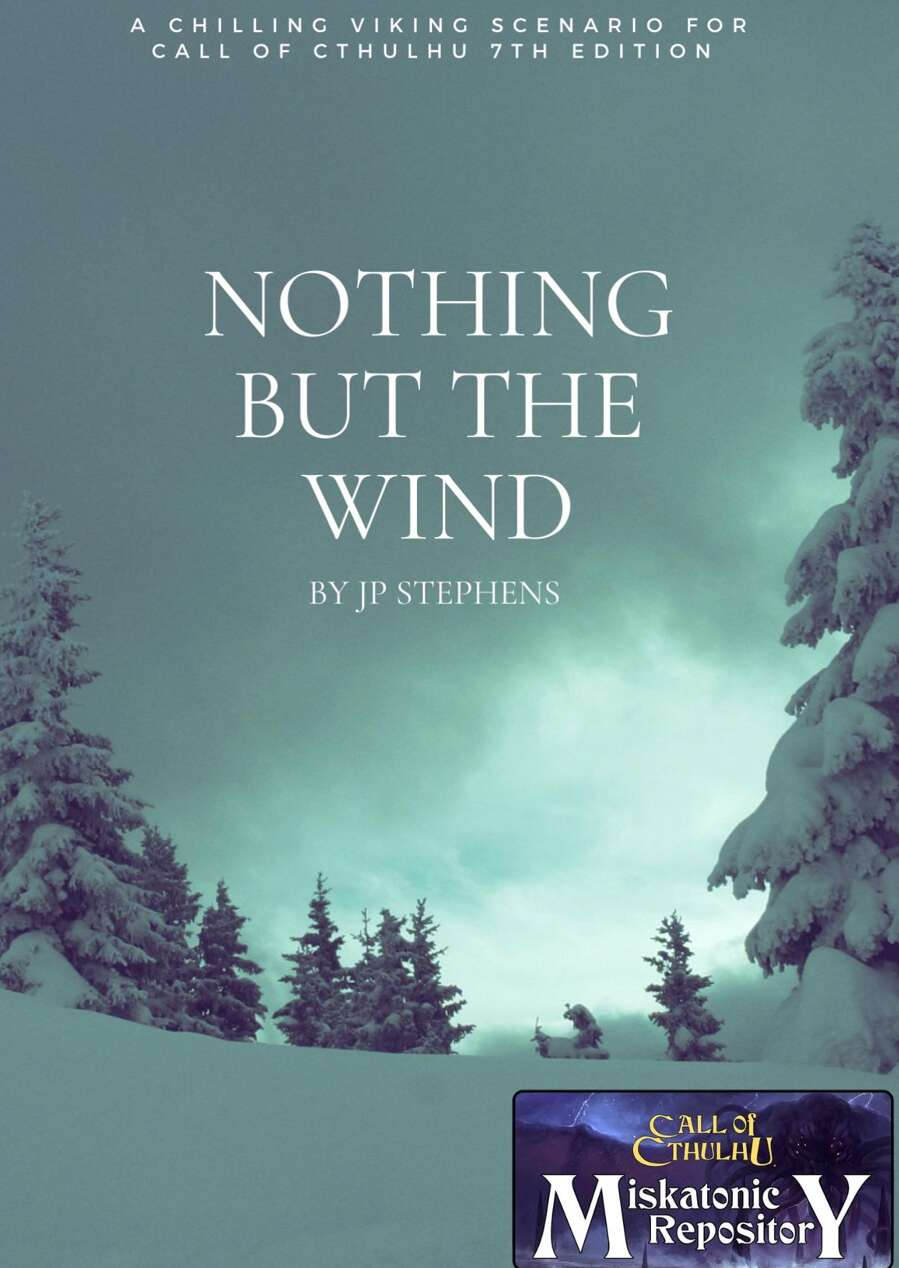 Nothing but the wind - Miskatonic Repository title