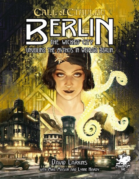 Berlin the Wicked City cover