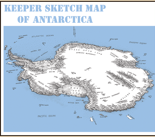 Antarctica Map BtMoM