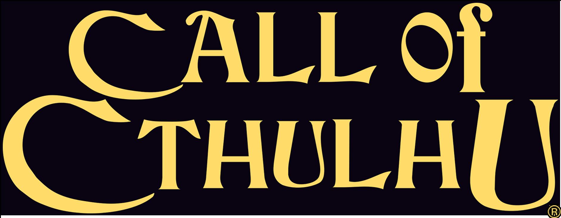 call of cthulhu logo gold 300 dpi EnGarde - Vaidmenų Žaidimai