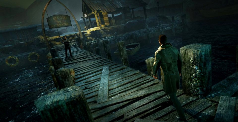 Call of Cthulhu video game image
