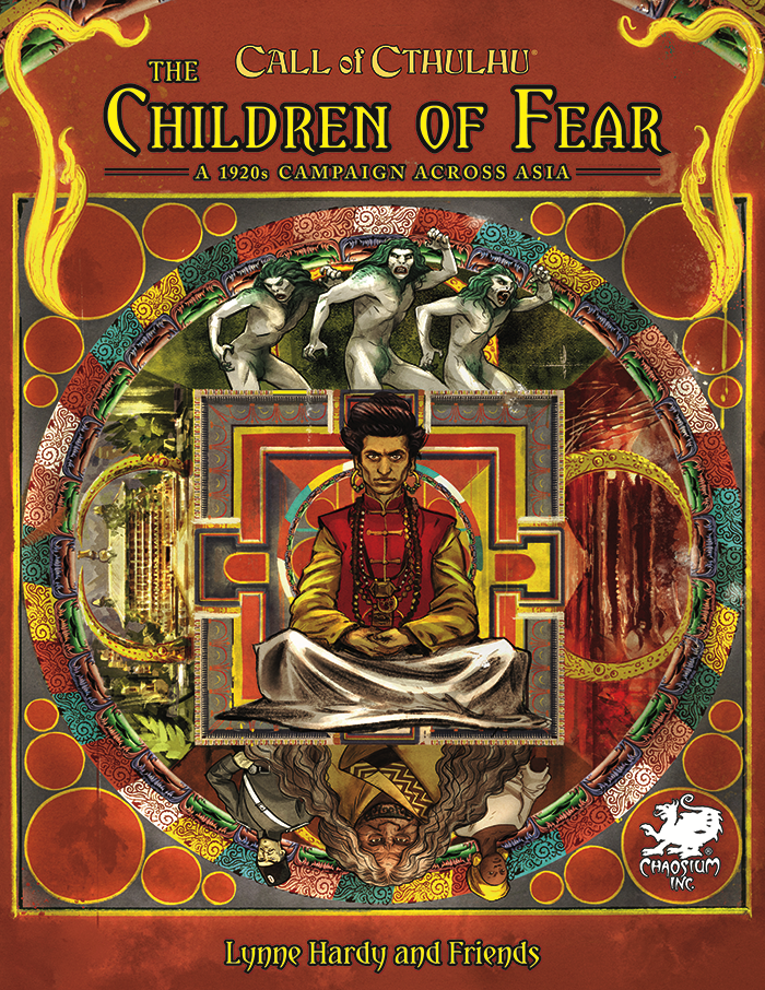 The Children of Fear cover