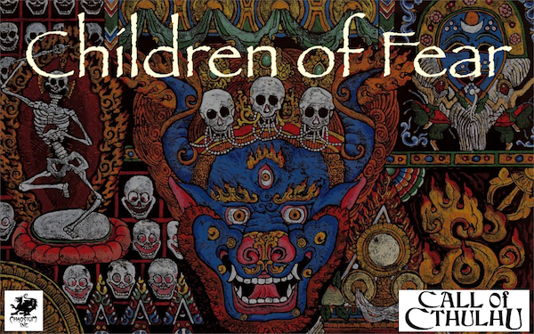 Children of Fear by Lynne Hardy