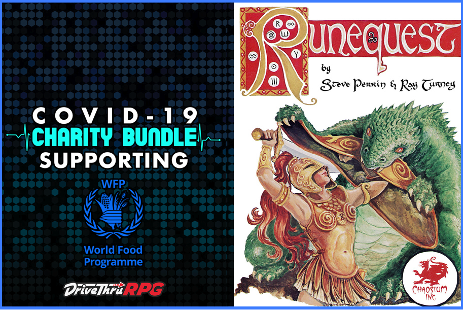 DTRPG Cov-19 Charity Bundle for World Food Programme