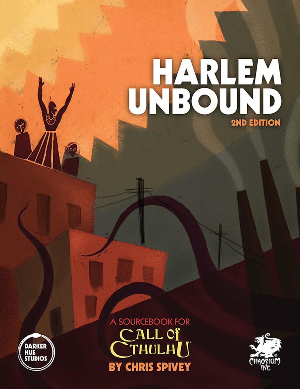Harlem Unbound 2nd Edition Hardback Cover
