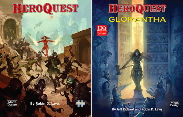 HeroQuest and HeroQuest Glorantha