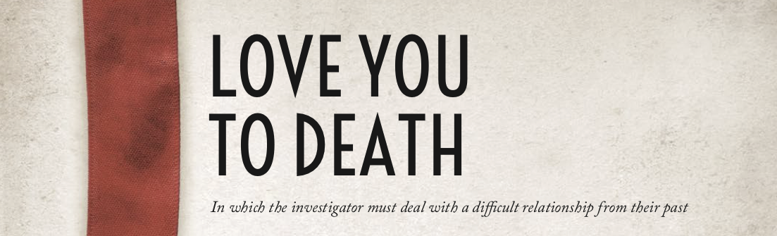 Love you to Death header