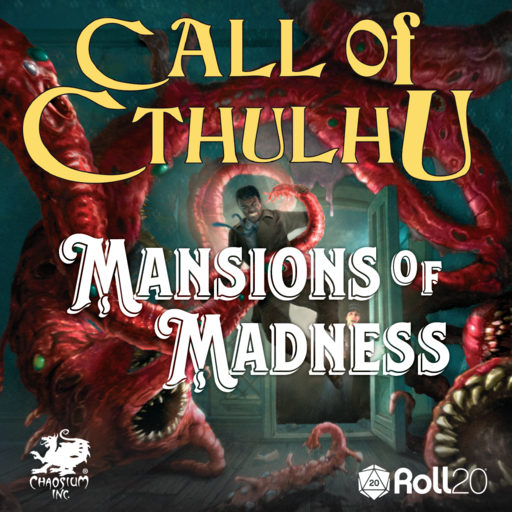 Mansions of Madness on Roll20