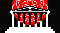 Reaching Moon Megacorp Logo