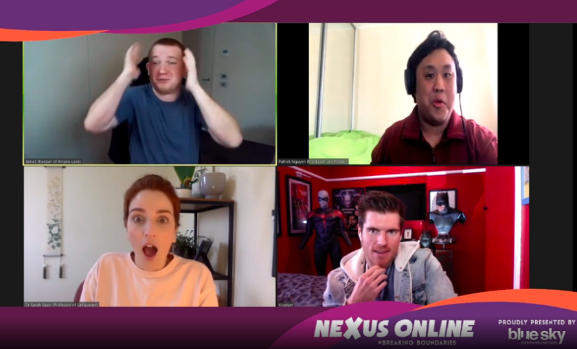nexus online game with jamie EnGarde - Vaidmenų Žaidimai