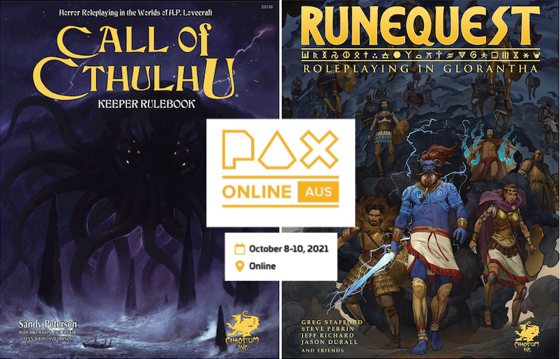 PAX Online - RQ and CoC