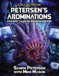 Petersen's Abominations Cover Small