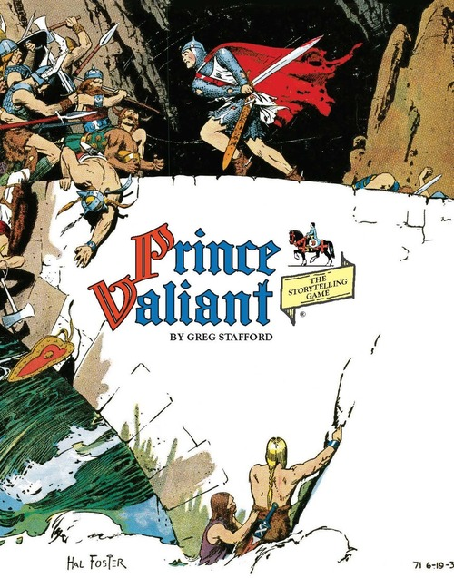 Prince Valiant cover