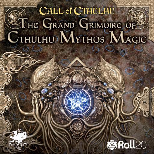 Call of Cthulhu Roll20