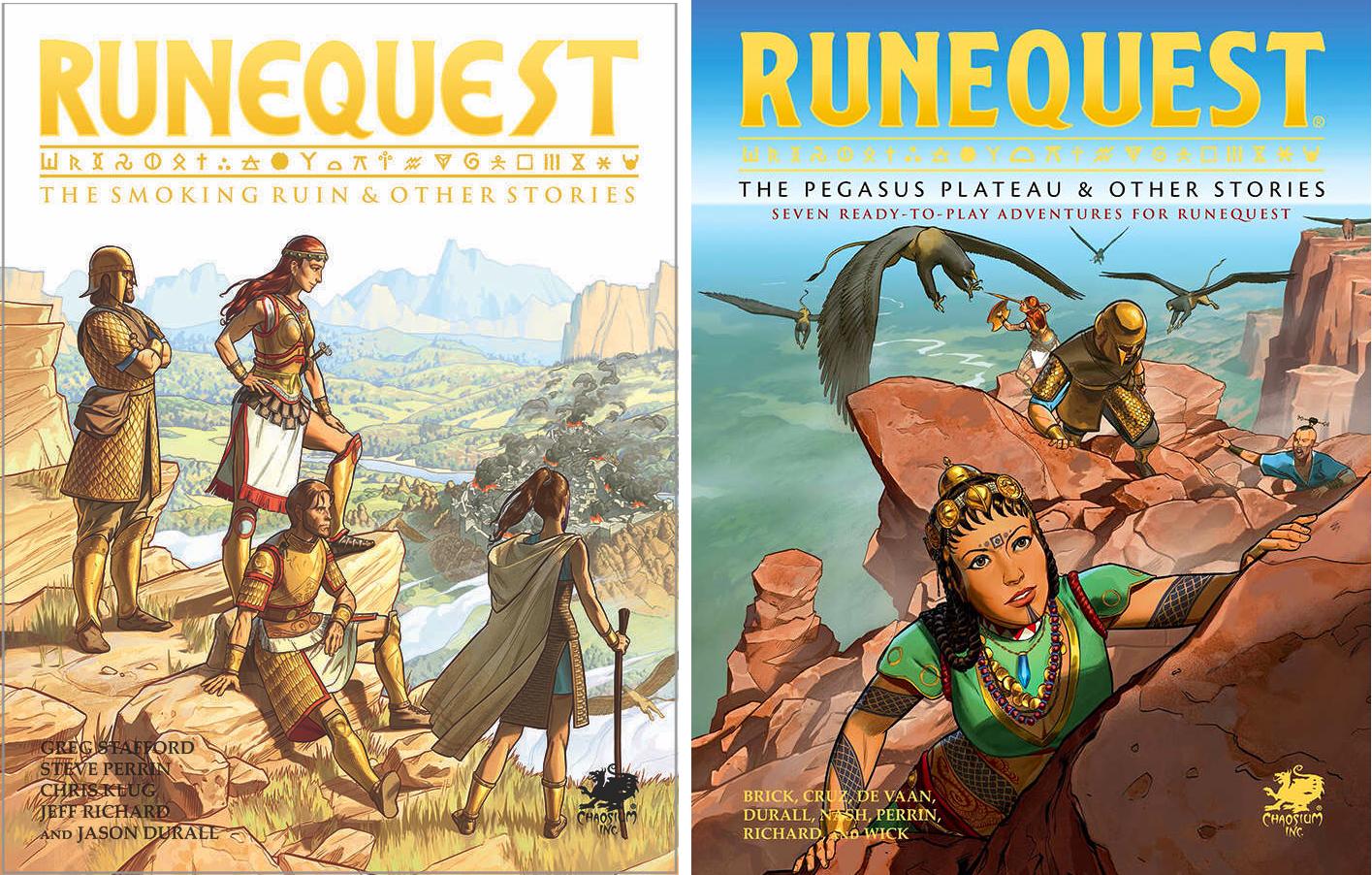 RuneQuest titles