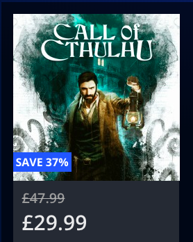 CoC 37% off on Playstation Europe