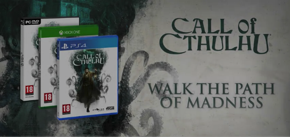 Call of Cthulhu Video Game