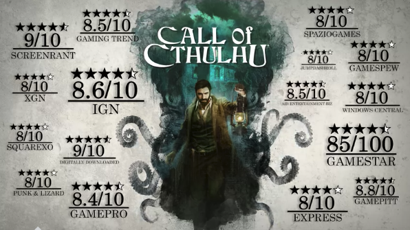Call of Cthulhu Accolades
