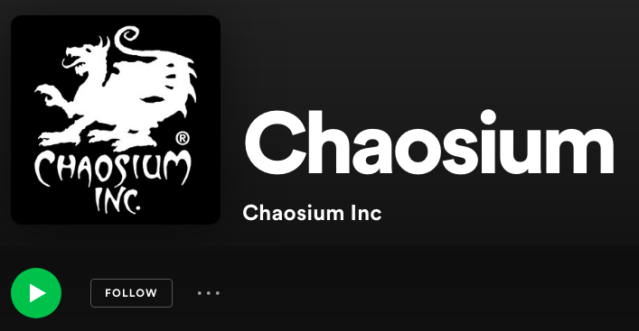 Chaosium Podcasts