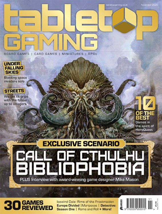 Tabletop Gaming Magazine 48
