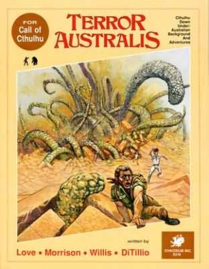Terror Australis - Call of Cthulhu