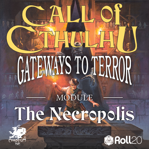 Necropolis free on Roll20 for Oct 2021