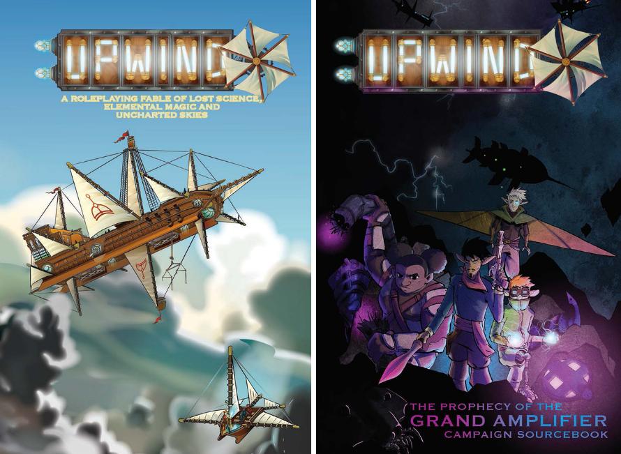 Upwind titles at Chaosium.com